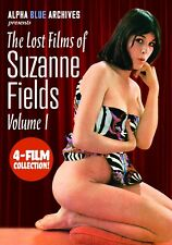 THE LOST FILMS OF SUZANNE FIELDS-#1-FOUR FILM GRINDHOUSE COLLECTION!