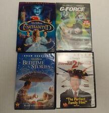 Kids  DVD Lot of 4 Disney movies.