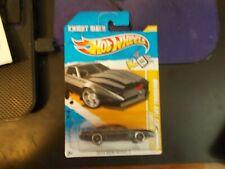 Hot Wheels K.I.T.T. Knight Industries Two Thousand 2012 New Models 17/50 KITT