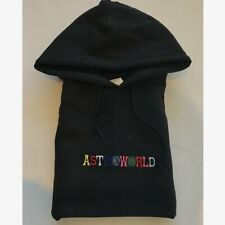 Astroworld embroidered hoodie. All sizes.
