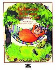 La hamaca de la vaca, o, Un amigo mas (Little Books) (Spanish Edition), Alma Flo