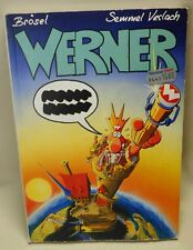 Semmel Verlach Brösel Comics Werner BESSER IS DAS!