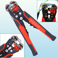New Cable Wire Stripper Cutter Crimper Automatic Multifunctional Plier Electric
