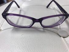 a38eaa165c GUESS Purple 10 mm - 15 mm Bridge Eyeglass Frames