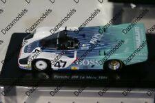 Spark Porsche 956 Lemans 1984 J.Lassig Resin 1:43 S5506