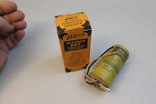 New listing Vintage Aerovox Electrolyticcapacitor Condenser 16 Mfd 450 V