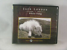 White Fang by Jack London (2006, CD, Unabridged)