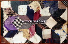 WOVENHAND Refractory Obdurate 2014 Ltd Ed RARE Poster +FREE Rock Country Poster!