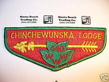 OA Chinchewunska Lodge 440, S-1, First Flap,FF,Union,NJ