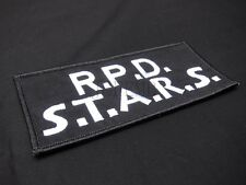 Resident Evil Umbrella R.P.D. S.T.A.R.S. Embroidery Patch B3393