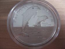 NIUE 2009 Spinner Dolphins 2 dollars UNC CoA #15.677