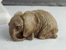 Sandicast Wo2 Elephant Signed Sandra Brue