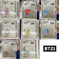 BTS BT21 Official Authentic Goods Universtar Diary by Monopoly 8Characters