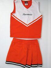 NEW Buccaneers Cheerleader Uniform Cheer Outfit Cheerleading Costume Fun Youth M