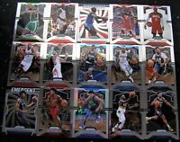 2019-20 Panini Prizm Basketball Trading Cards Lot of 15 Grant Williams Nickeil