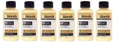 6 X Jerome Russell Bblonde Cream Peroxide 40vol 12%