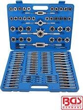 BGS Tools 110 Piece Tap And Die Set M2-M18 1900