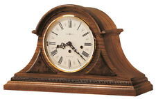 Howard Miller 613-102 Worthington - Traditional Oak Chiming Mantel Clock 613102