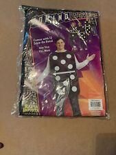 Domino Game Funny Adult Unisex Costume Halloween Rasta Imposta