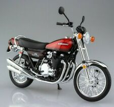 Kawasaki 900 Super4 Fireball 1/12 Completed Bike Aoshima Limited Edition
