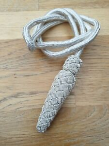 Silver Dress Uniform Sword Knot