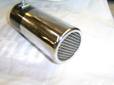 STAINLESS  EXHAUST TRIM