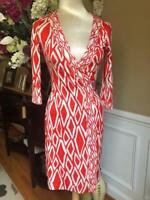 Diane von furstenberg wrap dress SIZE 2(Dr900