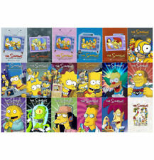 The Simpsons: Complete Series Season 1-17 Collection Set | NEW