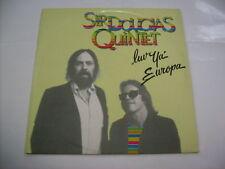 SIR DOUGLAS QUINTET - LUV YA' EUROPA - LP VINYL EXCELLENT CONDITION 1985 SWEDEN