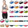 Men Women Travel Gym Bum Bag Waist Fanny Pack Pouch Running Sports Belt Wallet