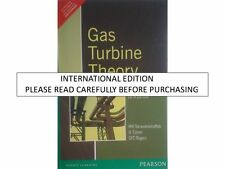 Gas Turbine Theory, 5th ed. by Saravanamuttoo