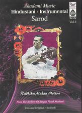 Sarod, Vol. 1 by Radhika Mohan Moitra  (Master Muscians of India) Music Audio CD