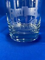 Rare 1997 Early Times Kentucky Whiskey Collector's Distiller's Etched Glass