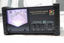 Daiwa CN-501 H2 - SWR / Wattmeter/ Powermeter  2000 Watt - New Generation TOP