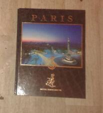 Paris. Guest guide 88. Hôtel Edouard VII. Français et anglais.