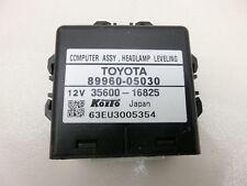Appareil de Commande Sg Réglage des Phares pour Toyota Avensis T25