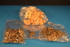 """Lot of Assorted """"Studs"""" & Wooden Letters New! Arts & Crafts Usa Seller!"""