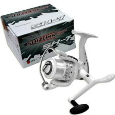 LINEAEFFE SK7 SHIZUKA 2BB 3000 FISHING MATCH COARSE LAKE 30 WHITE REEL WITH LINE