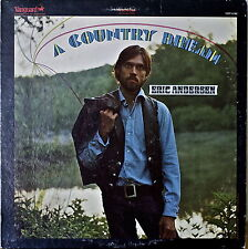 ERIC ANDERSEN: A Country Dream-NM1969 LP