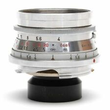 Leica 21mm f4 Super-Angulon M Lens in Silver Chrome SN 1604091