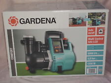 Gardena Hauswasserautomat  5000/5E LCD  , NEU