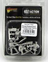 Bolt Action WGB-LHR-04 German Heer Pioneer Panzerschreck & Flamethrower (WWII)