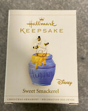HALLMARK ORNAMENT NIB DISNEY SWEET SMACKEREL 2006 HUNNY JAR HONEY