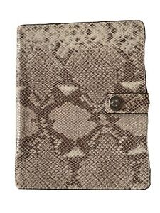 """Coach Ipad cover- Snake Skin.  Excellent Condition!  9.7"""" Screen or Smaller."""