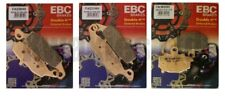 Ebc pastilla de freno - Organic Fa192 Kawasaki 650R Ninja Er650c (er-6n) Kle650a