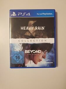 PS4 Spiel The Heavy Rain & und and Beyond:Two Souls Collection