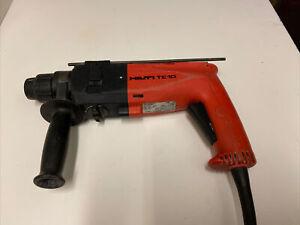 Hilti TE10 Corded Rotary Hammer Drill