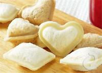Heart Shape Cutters Sandwich Cake Bread Toast Cookies Biscuit Cutter Mold CF