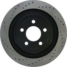 StopTech Disc Brake Rotor Rear Right for 2015 - 2017 Ford Mustang # 128.61109R