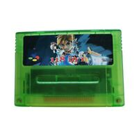 118 in 1 Video Game for Snes PAL Version Super famicom (12 games battery Save)